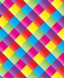 Weave Checker Pattern royalty free stock photo