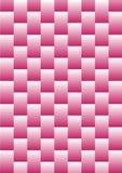 Weave cor-de-rosa abstrato Fotografia de Stock