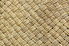 Weave da corda Imagem de Stock