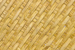 Weave de bambu. Fotografia de Stock Royalty Free