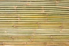 Weave de bambu Fotografia de Stock