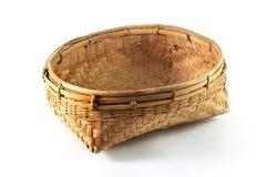 Weave de cesta Imagens de Stock