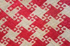 Weave de cesta Imagem de Stock Royalty Free