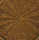 Weave de cesta Fotografia de Stock