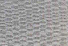 Weave de cesta branco Imagem de Stock Royalty Free