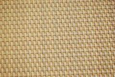 Weave de cesta de vime Imagens de Stock Royalty Free