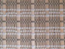 Weave de madeira Imagem de Stock Royalty Free