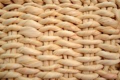 Weave de vime Fotografia de Stock