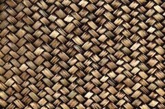 Weave de vime imagem de stock royalty free