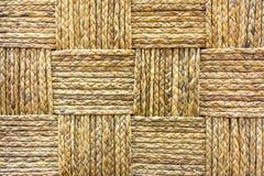 Weave de vime apertado Fotos de Stock