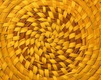 Weave espiral Fotografia de Stock Royalty Free