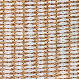 Weave fabric texture Royalty Free Stock Photos