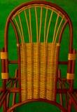 Weave furniture Royalty Free Stock Image