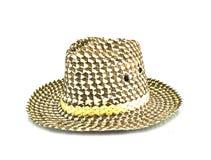 Weave hat Stock Photo