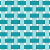 Weave Illustration. Illustration of large weave suitable for a background Stock Images