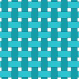 Weave Illustration. Illustration of large weave suitable for a background Royalty Free Stock Image