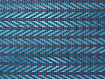 Weave mat texture Stock Images