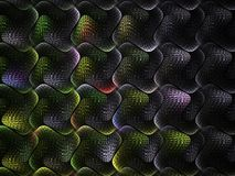 Weave me colourful. Colorful weave textured pattern background Stock Photo