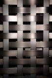 Weave metal texture Stock Photo