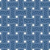 Weave pattern Stock Photo