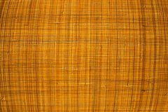 Weave pattern background. Brown weave pattern abstract background with lighting backside Royalty Free Stock Images