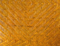 Weave pattern of bamboo background Stock Photography