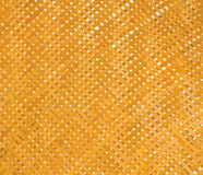 Weave pattern of bamboo background Royalty Free Stock Photo