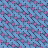 Weave pattern design Stock Photography