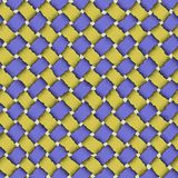 Weave pattern design Royalty Free Stock Image