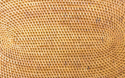 Weave pattern  rattan background Stock Image