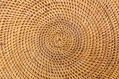 Weave pattern  rattan background Royalty Free Stock Photos