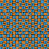 Weave Pattern Seamless texture Royalty Free Stock Images