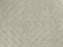 Weave pattern star- shaped of bamboo background in black tone Stock Photography