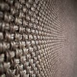 Weave pattern wall. Closeup of a weave pattern on a wall Royalty Free Stock Photos