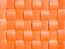 Weave plastic wickerใ Royalty Free Stock Photography