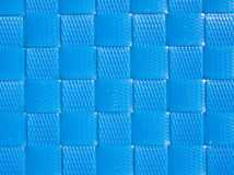 Weave plastic wicker pattern. Royalty Free Stock Photo