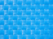 Weave plastic wicker Royalty Free Stock Photo