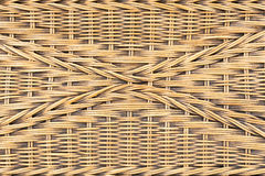 Weave rattan pattern background Stock Image