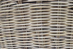 Weave rattan wood texture Stock Photography