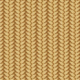 Weave recycled paper craft Royalty Free Stock Photos