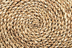 Weave Round Pattern texture background Stock Photography