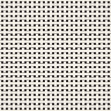 Weave Seamless Pattern. Braiding Background of Intersecting Stripes Lattice. Black and White Geometric Vector Stock Photo