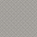 Weave Seamless Pattern. Braiding Background of Intersecting Stripes Lattice. Geometric Vector Stock Images
