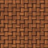 Weave seamless texture Royalty Free Stock Photos