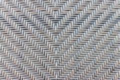Weave sintético do rattan Foto de Stock Royalty Free