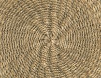 Weave of straw. A weave of straw. Suitable for background Stock Images