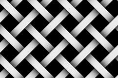 Weave texture background Royalty Free Stock Photography