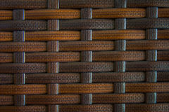 Weave texture natural wicker. Background stock images