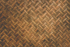 Weave texture. Straw background, basket weave texture Stock Photos