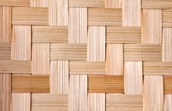 Weave texture top view Royalty Free Stock Photos